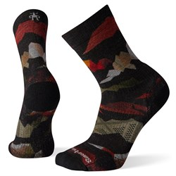 Smartwool PhD® Outdoor Light Mountain Camo Print Crew Socks