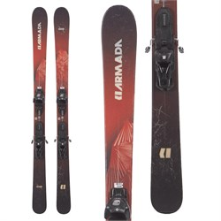 Armada Invictus 95 Skis ​+ Warden MNC 13 Bindings  - Used