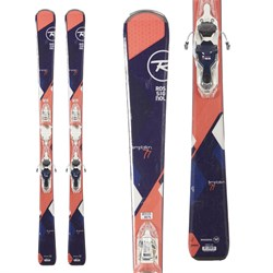 Rossignol Temptation 77 Skis ​+ Xpress 11 Bindings - Women's  - Used