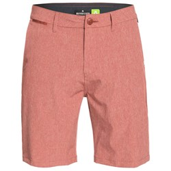 Quiksilver Union Heather Amphibian Hybrid Shorts