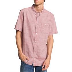 Quiksilver Firefall Short-Sleeve Regular Shirt
