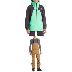 The North Face Purist FUTURELIGHT™ Jacket ​+ Bibs