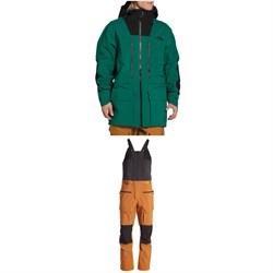 The North Face A-CAD FUTURELIGHT™ Jacket + Bibs