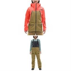 The North Face Purist FUTURELIGHT™ Jacket +  A-CAD FUTURELIGHT™ Bibs - Women's