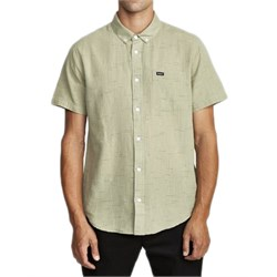 RVCA That'll Do Texture Short-Sleeve Shirt