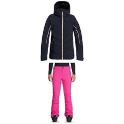 Roxy Premiere Snow Jacket ​+ Montana Pants - Women's