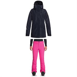 Roxy GORE-TEX 2L Glade Jacket ​+ Montana Pants - Women's