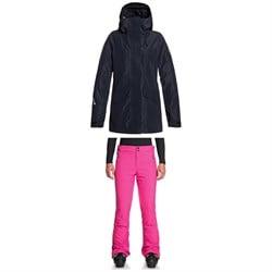 Roxy GORE-TEX 2L Glade Jacket + Montana Pants - Women's