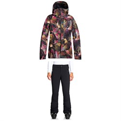 Roxy GORE-TEX 2L Essence Jacket ​+ Montana Pants - Women's
