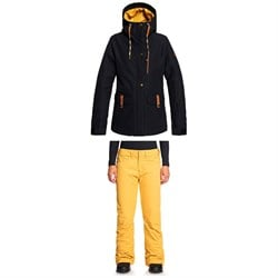 Roxy Andie Jacket ​+ Backyard Pants - Women's