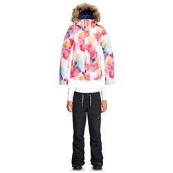 Roxy Jet Ski Jacket + Nadia Pants - Women's