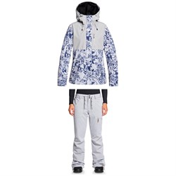 Roxy Jetty 3N1 Jacket ​+ Nadia Pants - Women's