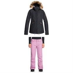Roxy Meade Jacket + Backyard Pants - Women's