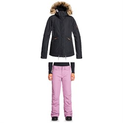 Roxy Meade Jacket ​+ Backyard Pants - Women's