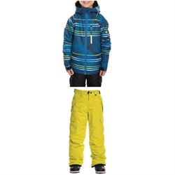 686 Jinx Insulated Jacket ​+ Infinity Cargo Pants - Big Boys'