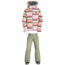 Billabong Sula Jacket ​+ Alue Pants - Big Girls'