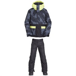 Billabong Fifty 50 Jacket ​+ Grom Pants - Big Boys'