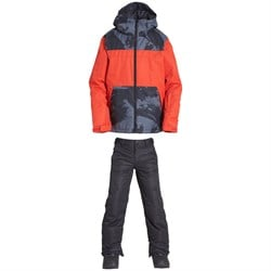 Billabong All Day Jacket ​+ Grom Pants - Big Boys'
