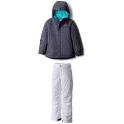 Columbia Whirlibird II Interchange Jacket ​+ Starchaser Peak II Pants - Girls'