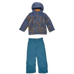 Columbia Whirlibird II Jacket + Ice Slope II Pants - Boys'