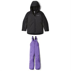 Columbia Alpine Action II Jacket ​+ Adventure Ride Bibs - Big Kids'