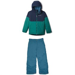 Columbia Alpine Action II Jacket ​+ Ice Slope II Pants - Boys'