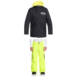 DC Union Jacket ​+ Banshee Pants - Boys'