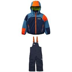 Helly Hansen Rider 2 Insulated Jacket + Rider 2 Bibs - Little Kids'