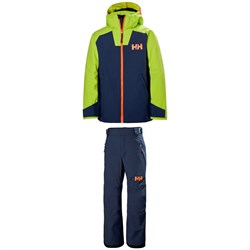 Helly Hansen Twister Jacket - Big Boys' ​+ Legendary Pants - Big Kids'