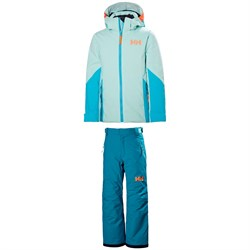 Helly Hansen Crystal Jacket - Big Girls' ​+ Legendary Pants - Big Kids'