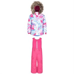 Jupa Anastasia Jacket ​+ Beatrice Polar Fleece Top Pants - Little Girls'