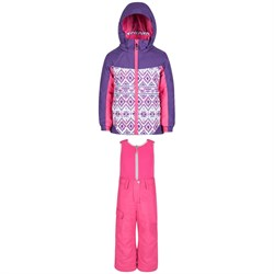 Jupa Emily Jacket ​+ Beatrice Polar Fleece Top Pants - Little Girls'