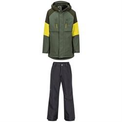 Marmot Gold Star Jacket + Marmot Vertical Pants - Big Boys'
