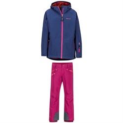 Marmot Refuge Jacket ​+ Marmot Slopestar Pants - Big Girls'