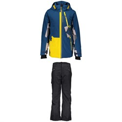 Obermeyer Axel Jacket ​+ Brisk Pants - Big Boys'
