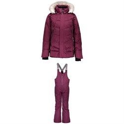 Obermeyer Meghan Jacket ​+ Anya Bib Pants - Big Girls'