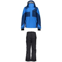 Obermeyer Outland Jacket ​+ Brisk Pants - Big Boys'