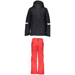 Obermeyer Fleet Jacket ​+ Brisk Pants - Big Boys'