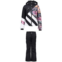 Obermeyer Tabor Jacket ​+ Brooke Pants - Big Girls'