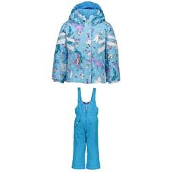 Obermeyer Neato Jacket + Snoverall Pants - Little Girls'