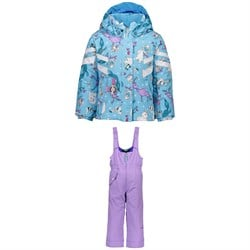 Obermeyer Neato Jacket ​+ Snoverall Pants - Little Girls'