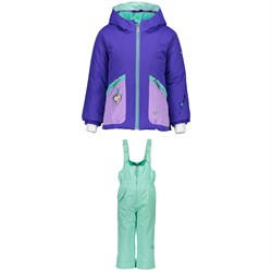 Obermeyer Glam Jacket ​+ Snoverall Pants - Little Girls'