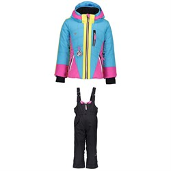 Obermeyer Hey Sunshine Jacket ​+ Snoverall Pants - Little Girls'