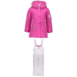 Obermeyer Pop Star Jacket ​+ Snoverall Pants - Little Girls'