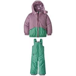 Patagonia Snow Pile Jacket + Snow Pile Bibs - Toddlers'