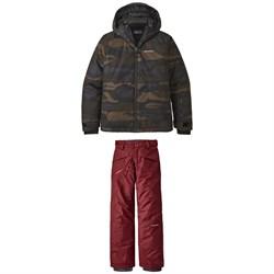 Patagonia Snowshot Jacket + Patagonia Snowshot Pants - Big Boys'