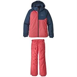 Patagonia Snowbelle Jacket + Patagonia Snowbelle Pants - Big Girls'