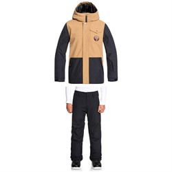 Quiksilver Ridge Jacket ​+ Quiksilver Estate Pants - Big Boys'