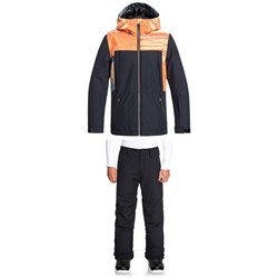 Quiksilver TR Ambition Youth Jacket ​+ Estate Pants - Big Boys'
