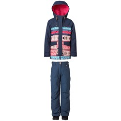 Rojo Outerwear Sweet Thing Jacket ​+ BF4EVA Pants - Big Girls'